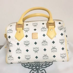 Mcm Authentic hobo bag